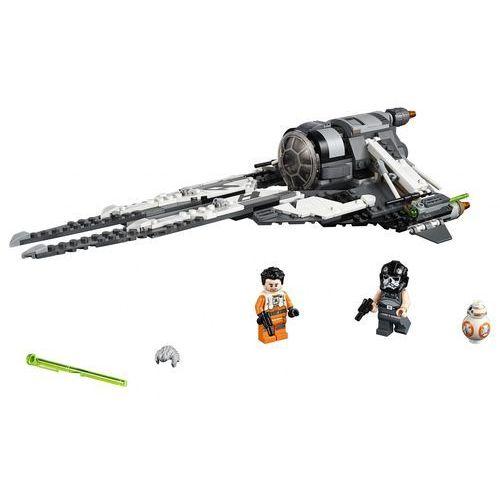 75242 TIE INTERCEPTOR CZARNY AS (Black Ace TIE Interceptor) - KLOCKI LEGO STAR WARS