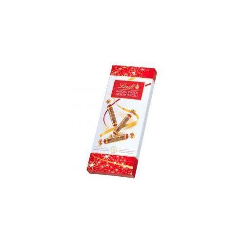 Lindt Paluszki z czekolady deserowej z płynnym nadzieniem 125g