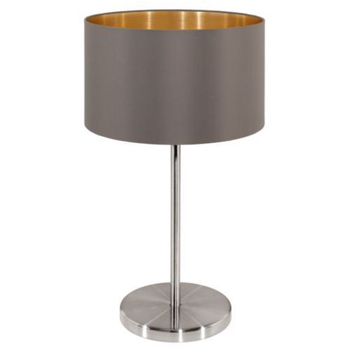 Eglo Lampa stołowa maserlo cappucino - 23 cm, 31631