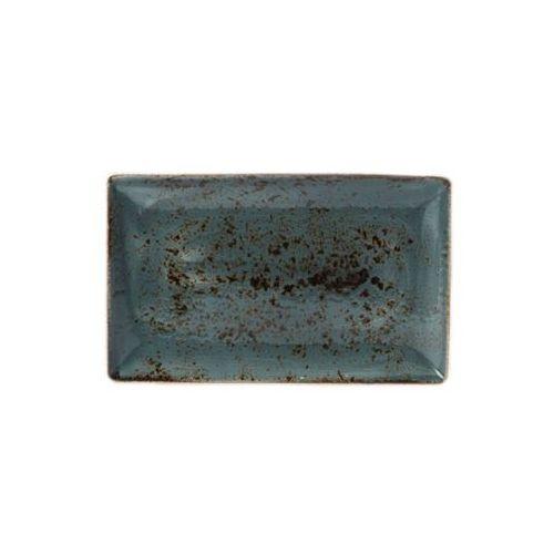 Półmisek 370 x 165 mm, niebieski | STEELITE, Craft