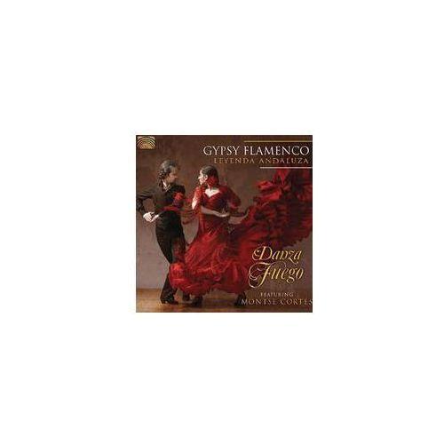 Arc Gypsy flamenco - leyenda an