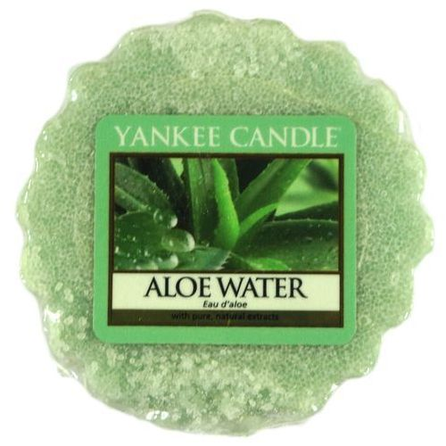 Yankee candle Wosk zapachowy - aloe water - 22g -