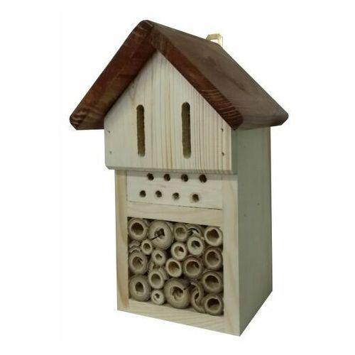 Domek dla pszczół i owadów 16,5 x 14 x 26 cm