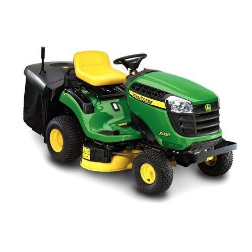 Traktorek Kosiarka samojezdna John Deere X135R