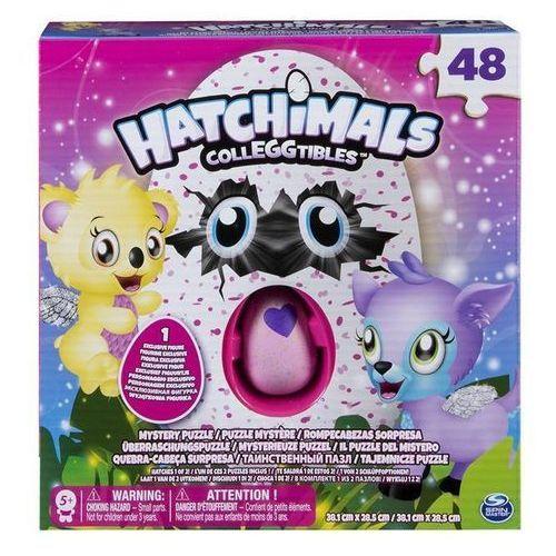 Spin master Hatchimals puzzle 48 elementów + niespodzianka (0778988693766)