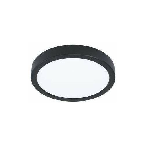 Eglo Fueva 5 99223 lampa wisząca zwis LED czarna, kolor Czarny