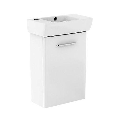 Zestaw szafka z umywalką NOVA PRO KOŁO, kolor biały