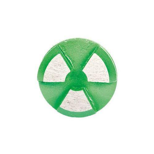 Scanmaskin Tarcza z diamentowymi segmentami szlifierskimi round-rap green (zestaw)