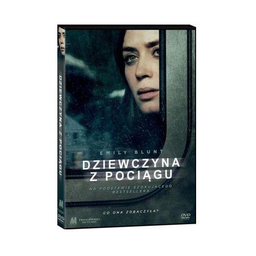 Dziewczyna z pociągu (DVD)