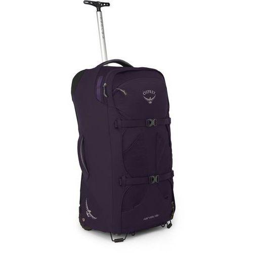 Osprey fairview wheels 65 plecak kobiety, amulet purple 2020 torby i walizki na kółkach