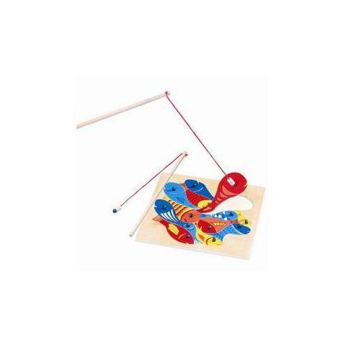Puzzle rybki i wędka - puzzle marki Bino