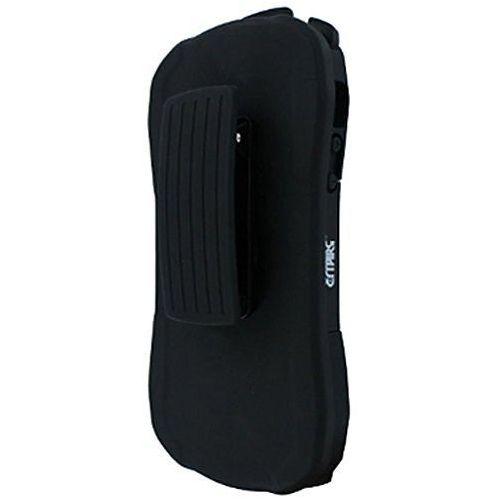 Empire Tough Tactile Grip Case torba pokrowiec etui for Apple iPhone 5/5S – czarny, QABKIP5G
