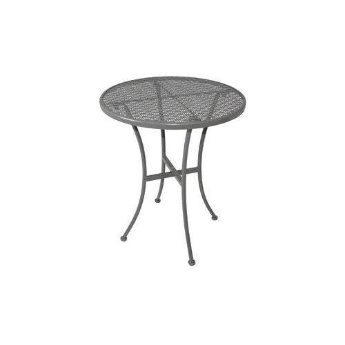 Bolero Ażurowy stolik ogrodowy | okrągły | różne kolory | 600x600x(h)700mm
