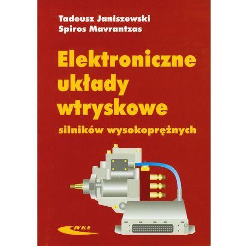 Elektroniczne układy wtryskowe silników wysokoprężnych (132 str.)