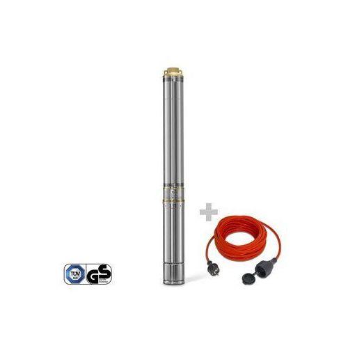 Pompa głębinowa TDP 7500 E + Przedłużacz jakościowy 15 m / 230 V / 1,5 mm²
