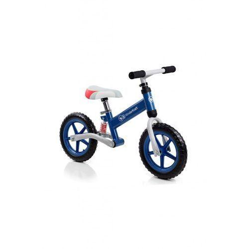 Kinderkraft Rowerek biegowy evo niebieski + darmowy transport! (5902021216499)