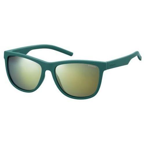 Polaroid Okulary Przeciwsłoneczne 6014/S Green, kolor zielony