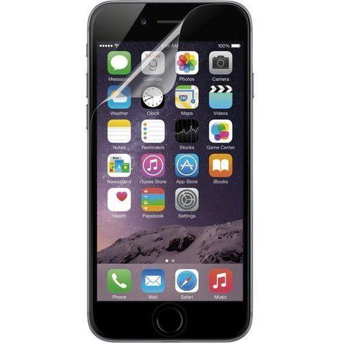 folia ochronna na wyświetlacz apple iphone 6 belkin f8w526bt3, przezroczysty, apple iphone 6 marki Belkin