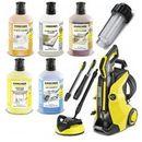 K 5 Full Control Home Myjka ciśnieniowa Karcher + filtr wody + środek do drewna + środek uniwersalny + szampon samochodowy + środek do plastiku