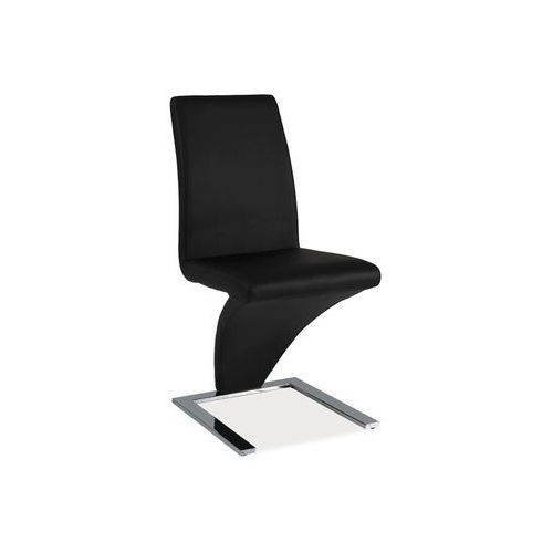 Krzesło H-010 black, H-010 BK