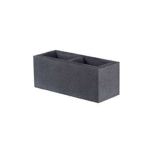 Joniec Bloczek murkowo-słupkowy 50.4 x 20 x 20 cm betonowy merlo