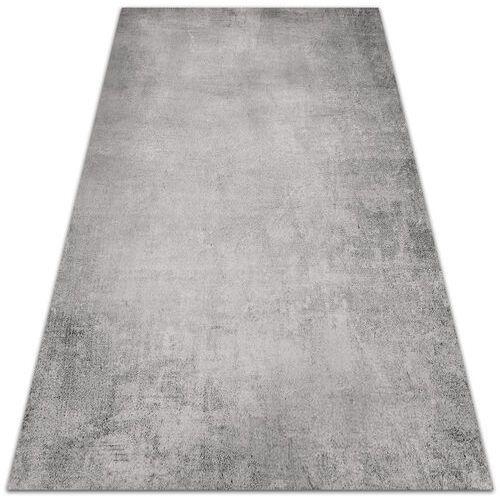 Wewnętrzny dywan winylowy wewnętrzny dywan winylowy srebrny beton marki Dywanomat.pl