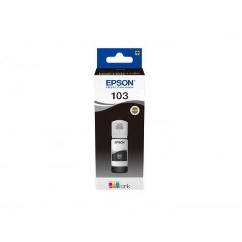 Epson Oryginalny atrament 103 [c13t00s14a] black