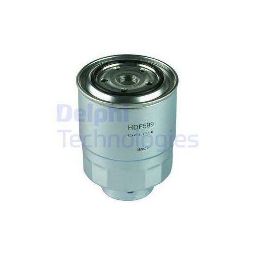 Delphi Filtr paliwa  hdf599 (5050100277616)