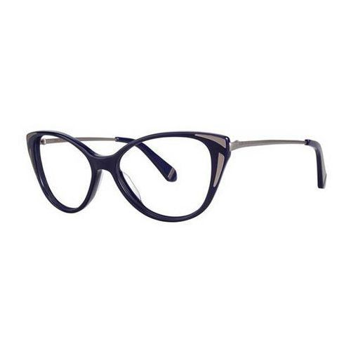 Zac posen Okulary korekcyjne fay navy