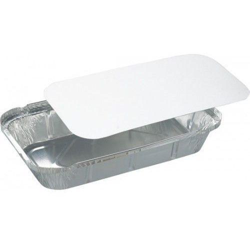 Pudełko z papierową przykrywką | 220x128x33 mm | 400szt. marki Duni