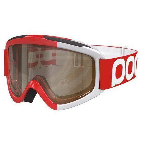 POC okulary narciarskie Iris Comp, czerwony, m