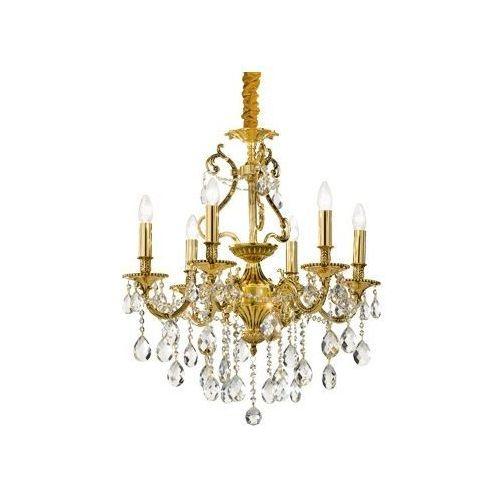 Lampa wisząca gioconda sp8 złota, 60514 marki Ideal-lux