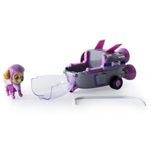 Spin Master Spin Master Psi Patrol Pojazdy specjalne z figurką Skye