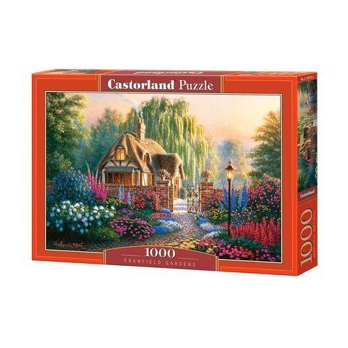 Puzzle 1000 cranfield gardens - castor od 24,99zł darmowa dostawa kiosk ruchu marki Castorland