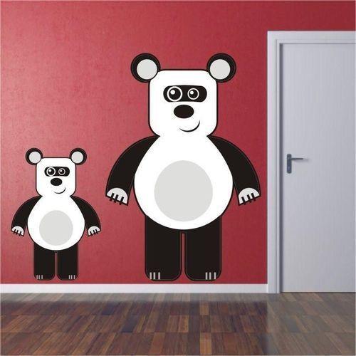 naklejka panda 22