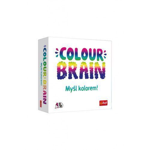 Gra colour brain. myśl kolorem! 2y36g5 marki Trefl