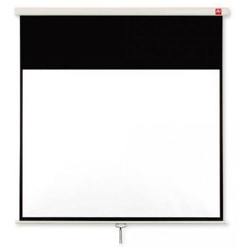 AVTEK Ekran ścienny ręczny Video 240. 4:3. 230x172.5cm. powierzchnia biała. matowa - BEZ ZAKŁADANIA KONTA - EKSPRESOWE ZAKUPY!