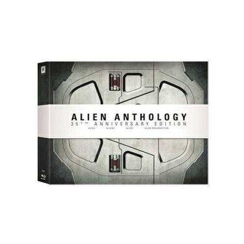 Imperial cinepix Alien kolekcja. wydanie rocznicowe (blu-ray) (5903570071157)