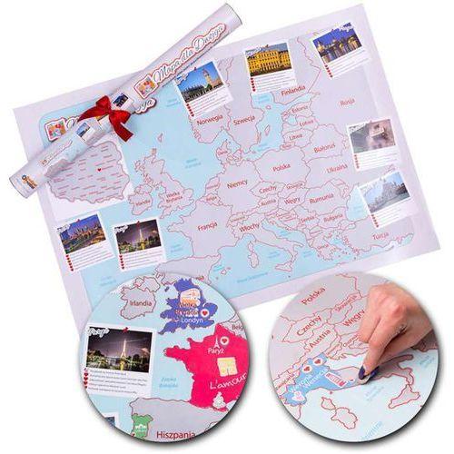 Godstoys Mapa zdrapka dla zakochanych, kategoria: gadżety