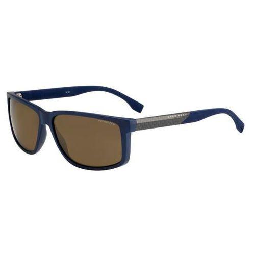 Boss by hugo boss Okulary słoneczne boss 0833/s polarized hwq/sp