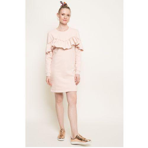 Only - Sukienka, kolor różowy