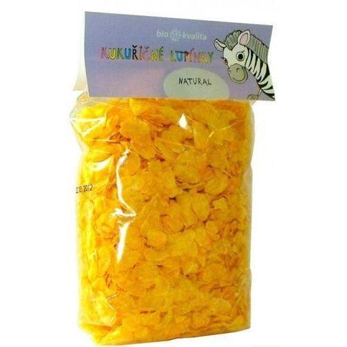 Natural Płatki kukurydziane bez soli i cukru 200g
