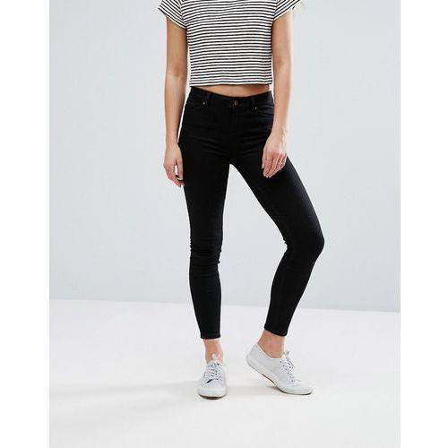 india supersoft super skinny jeans - black marki New look