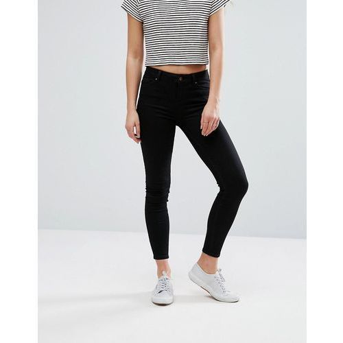 New Look India Supersoft Super Skinny Jeans - Black, skinny