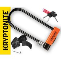 Kryptonite 001027_kry zapięcie, u-lock evolution series4 ls z uchwytem