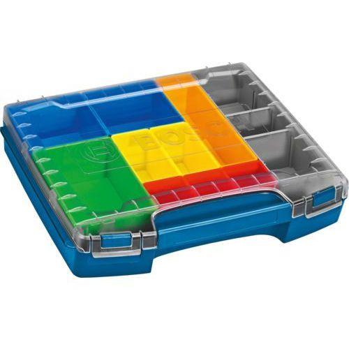 Walizka (DxSxW) 316 x 357 x 72 mm Bosch Professional 1600A001S8 i-BOXX 72 Ilość półek: 10 zmienny podział (3165140767682)