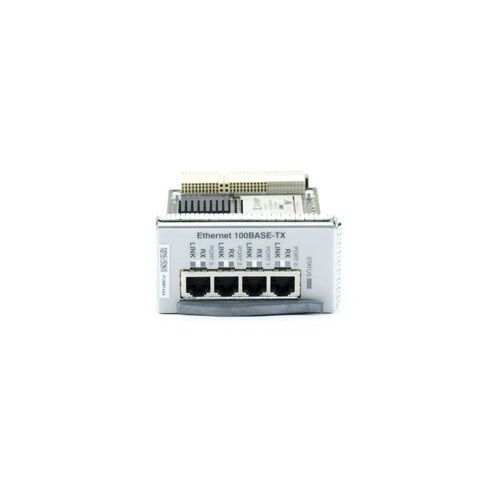 PE-4FE-TX Juniper 4-port Fast Ethernet PIC, TX interface, RJ45 connector