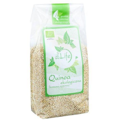 BIOLIFE 250g Quinoa ekologiczna Komosa ryżowa BIO | DARMOWA DOSTAWA OD 150 ZŁ! - sprawdź w wybranym sklepie
