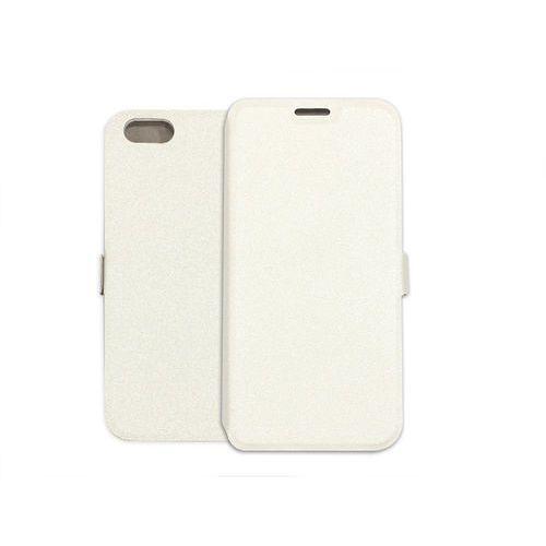 Huawei Honor 7S - etui na telefon Wallet Book - biały