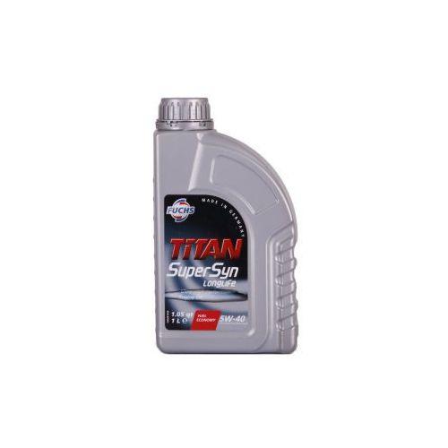 Fuchs Titan Supersyn Longlife 5W-40 1 Litr Puszka